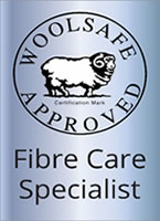 Woolsafe Approved Fibre Care Specialist