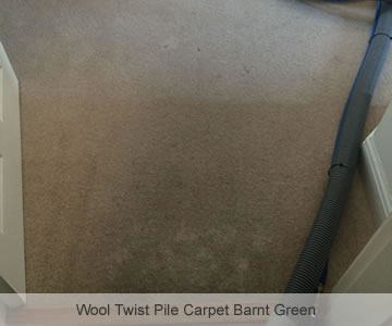 Before Wool Twist Pile Carpet Barnt Green